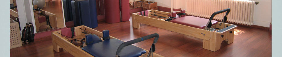 photo du studio pilates a fribourg